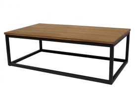 Indus rectangular coffee table
