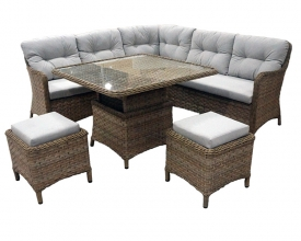 Georgia casual dinning set