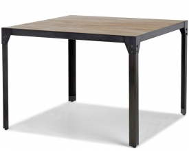 Factory square dinning table