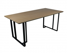 Cob dining table